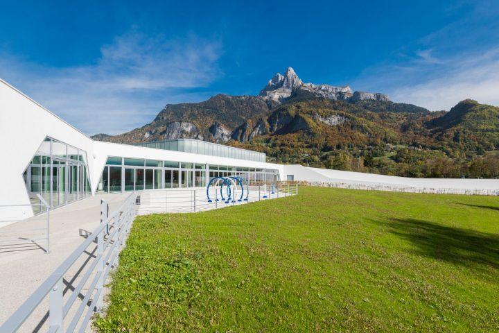 Centre aquatique Sallanches Mont Blanc