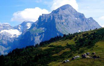 Randonnée à l'alpage de Commune