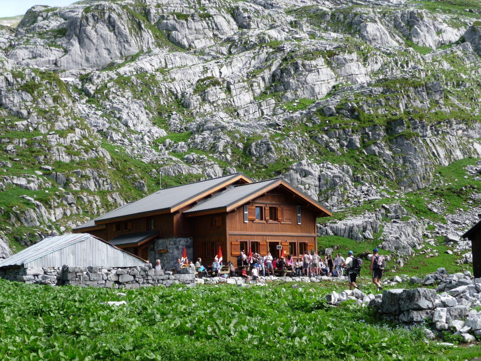 Tour du Mont Ruan  Etape 02