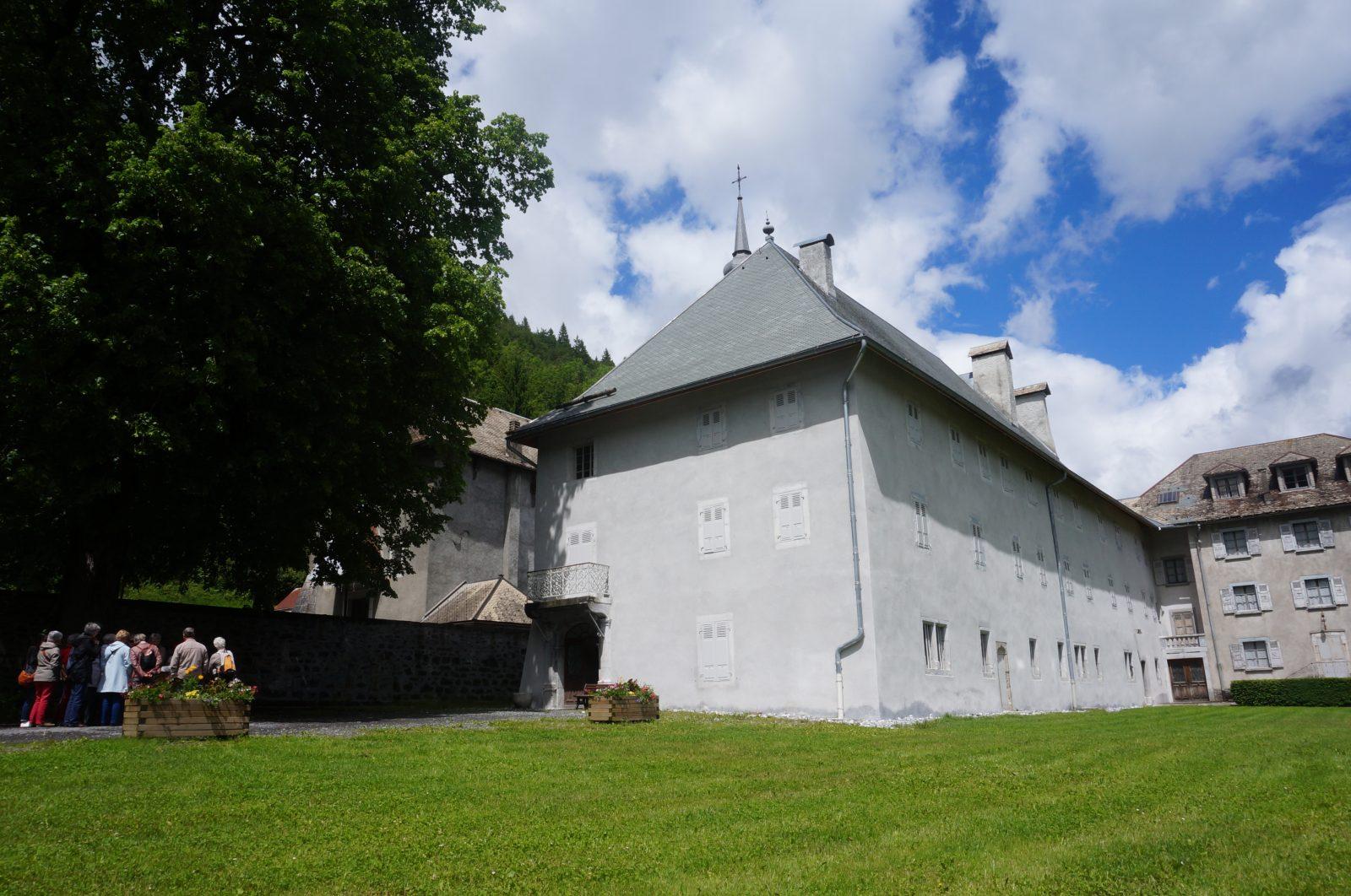 Abbaye de Sixt-Fer-à-Cheval
