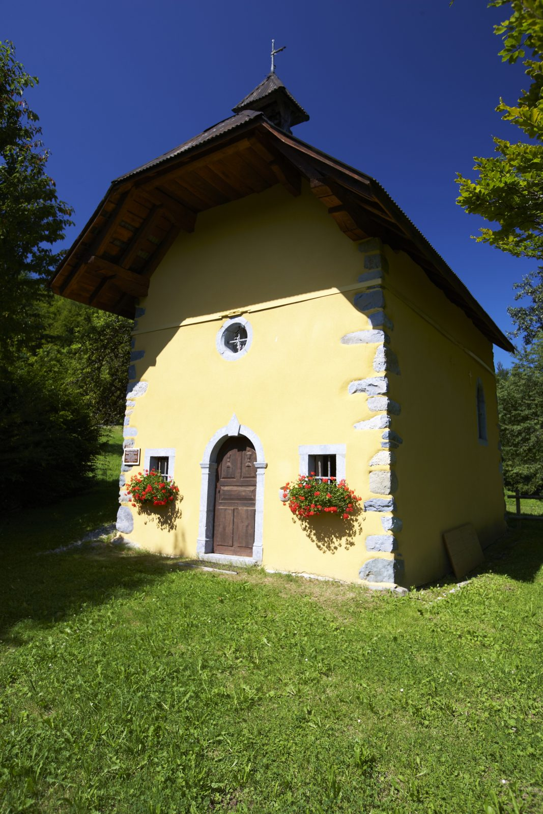 Chapelle du Châtelard