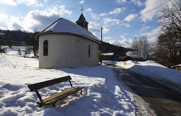 Chapelle du verney