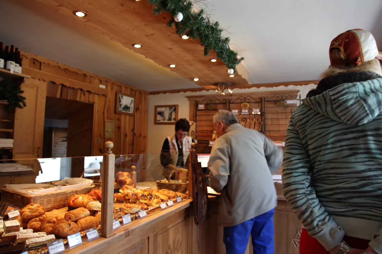 Boulangerie Tiffanie à Morillon
