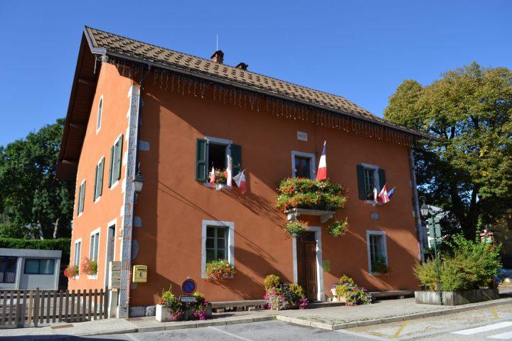 Mairie de Morillon