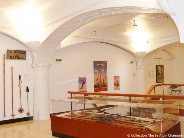 Musée Alpin Chamonix – salle sports