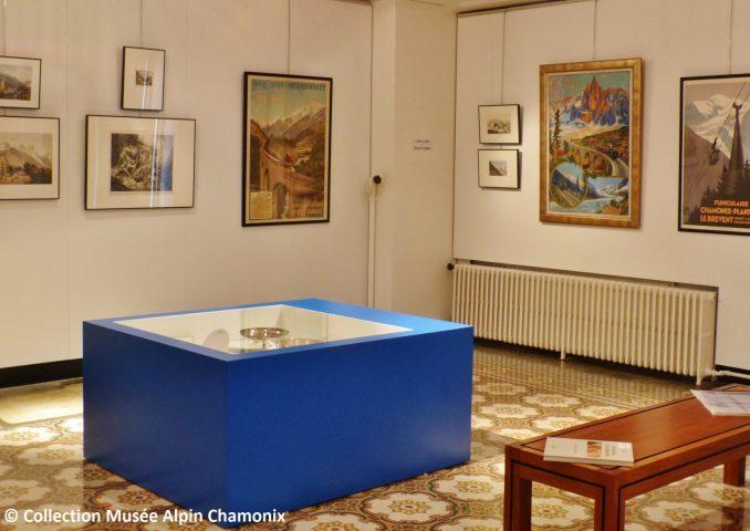 Musée Alpin Chamonix – salle repères métamorphose vallée