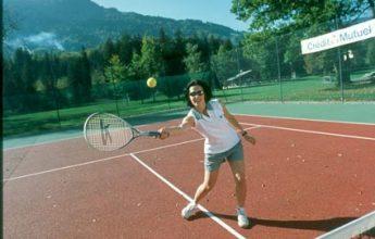 Location de court de tennis à Verchaix