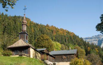 Visite guidée des 3 chapelles