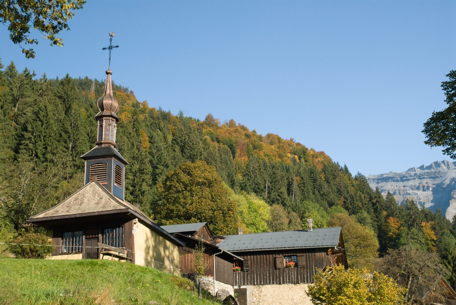 Chapelle du Mont