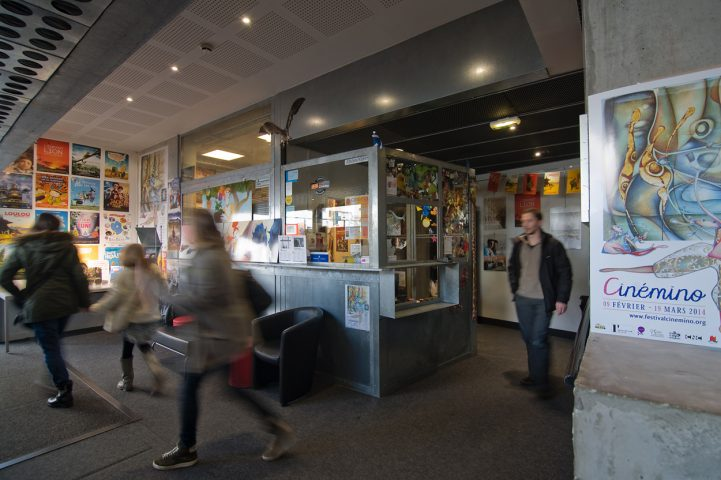Cran-Gevrier La Turbine Cinéma accueil billetterie