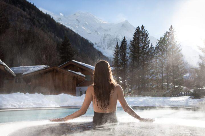 2 spa deep nature aiglons chamonix