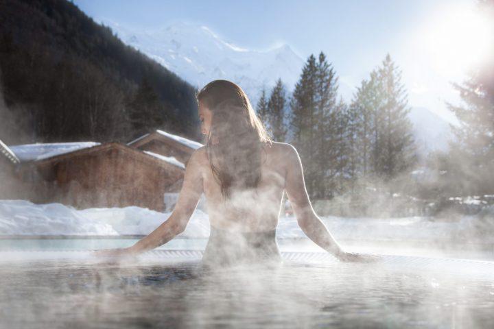 3 spa deep nature aiglons chamonix