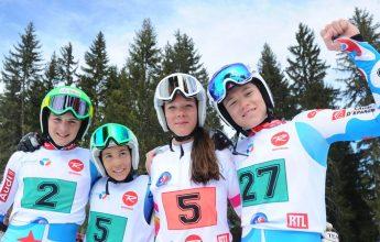 Stage performance Dénériaz ski Academy