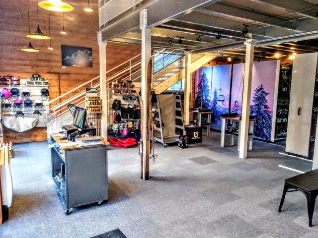 Chalet Ski Shop