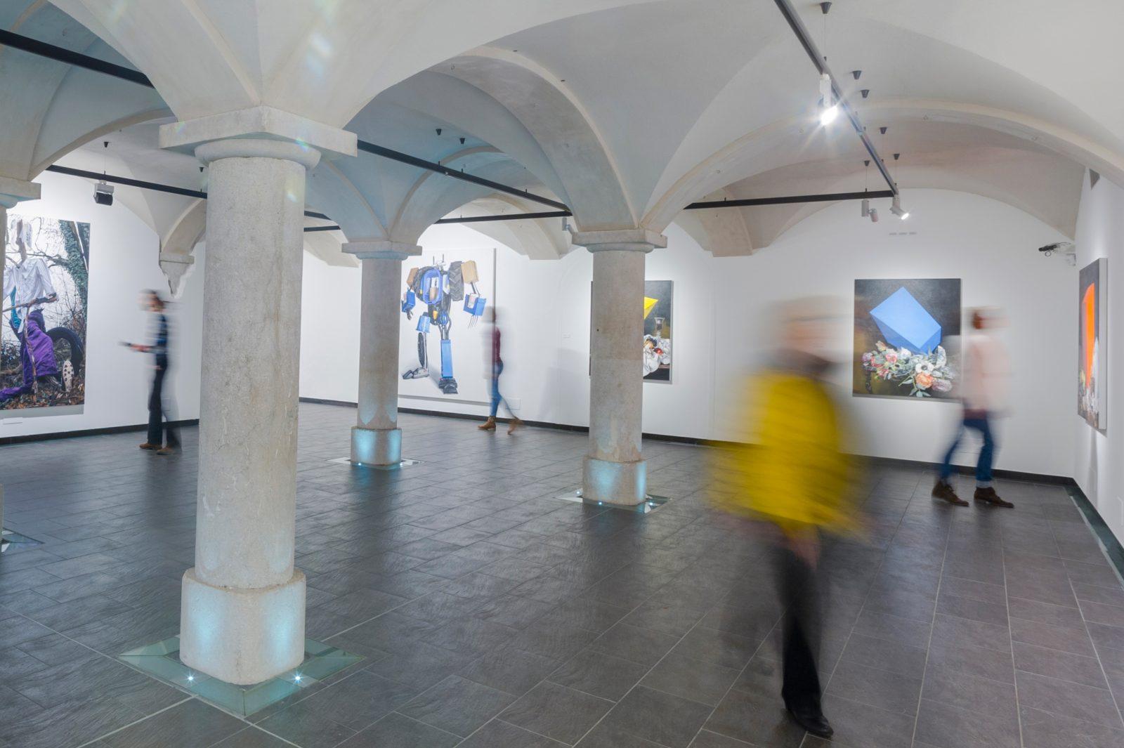 Annecy L'Abbaye Art contemporain Exposition gratuite