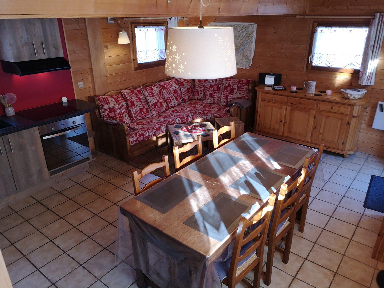 Chalet 3 Chambres – Les Hameaux du Giffre