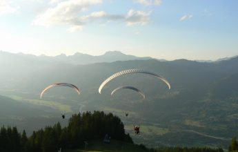 Stage de parapente « stage initiation »