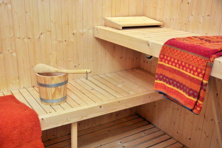 Banc Sauna