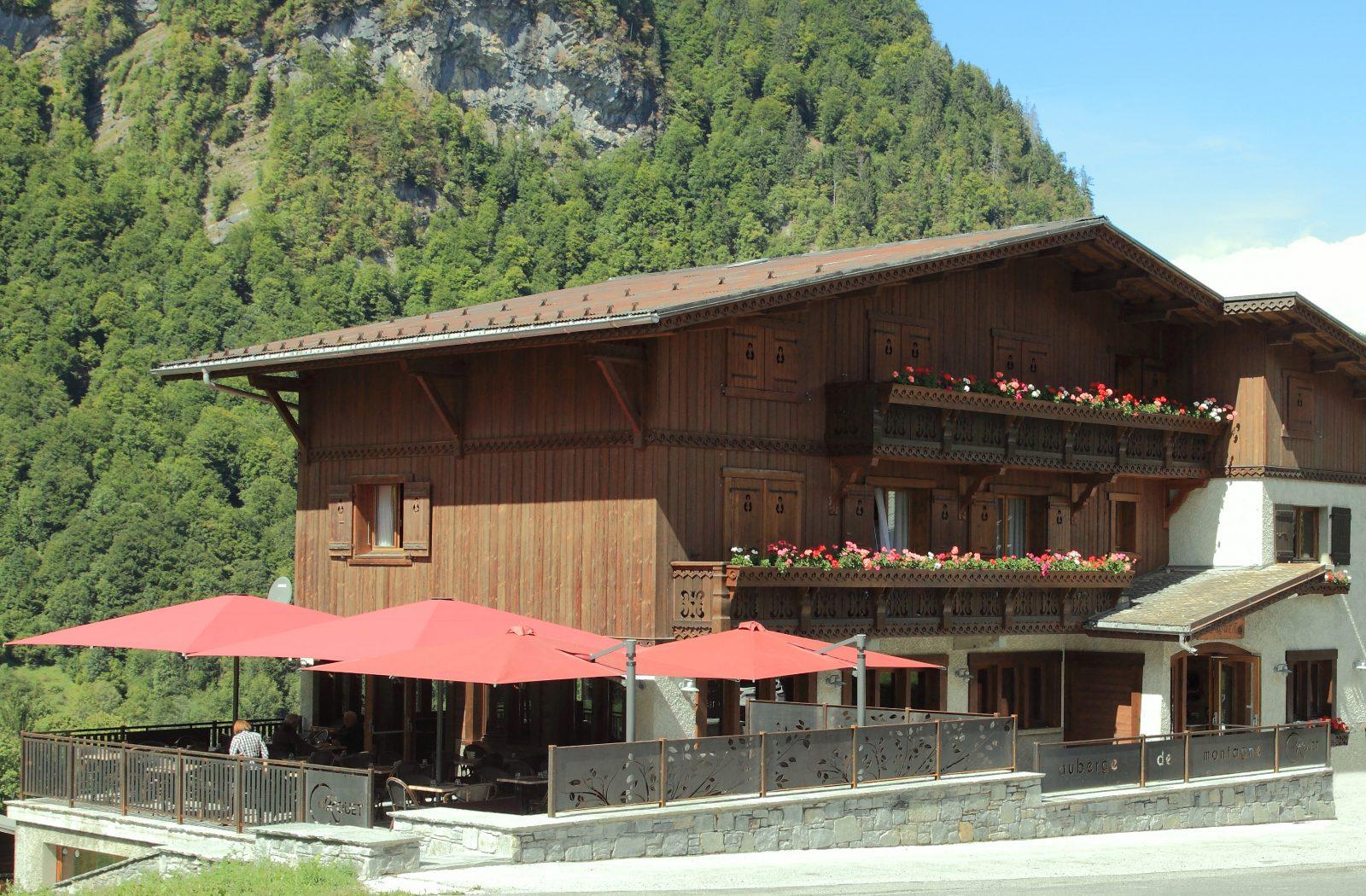 Bar et Restaurant le Rouet
