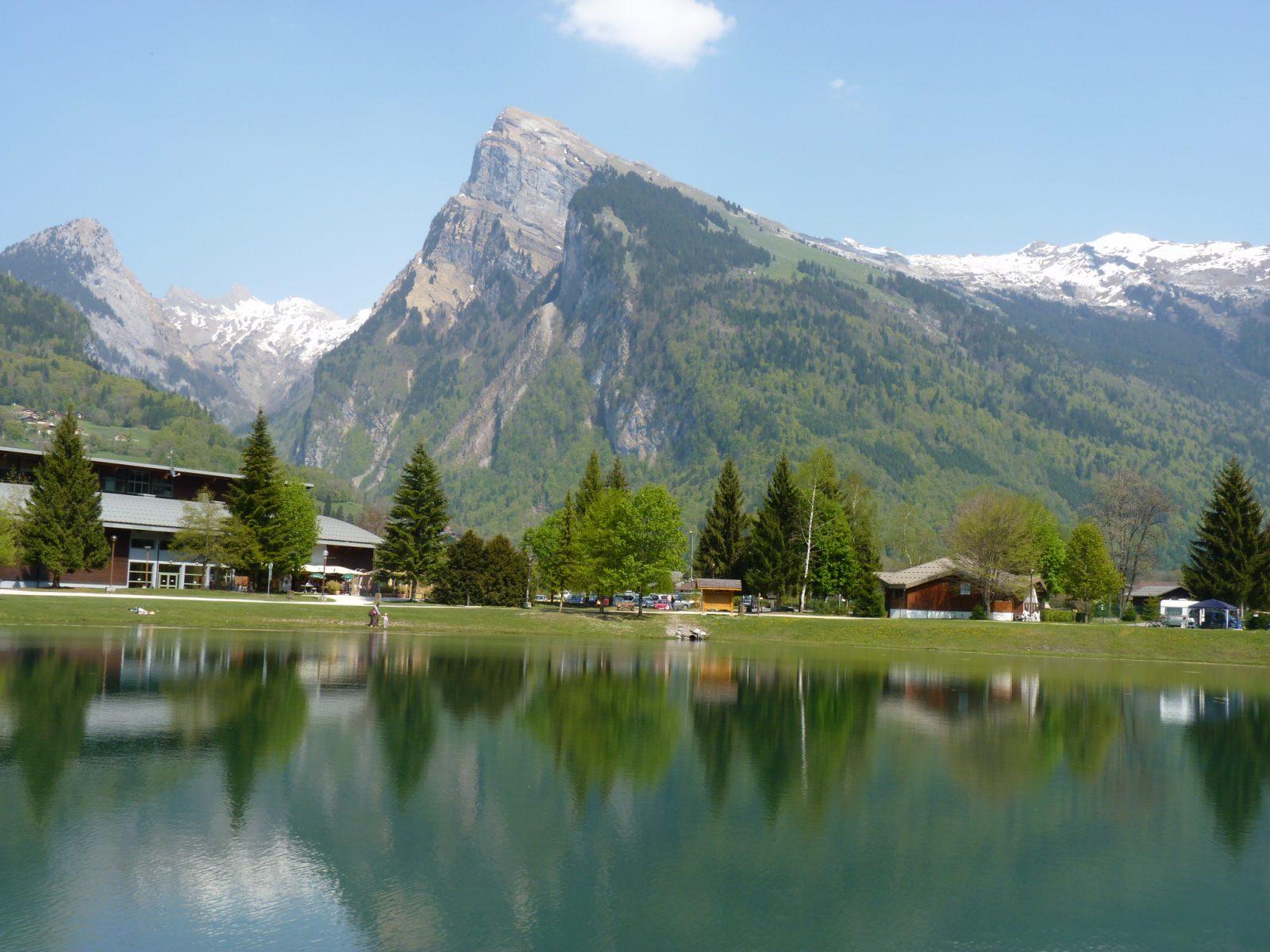 Des lacs aux Dames au lac Bleu en VTT (Samoëns-Morillon)