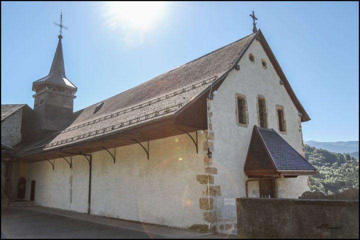 Eglise de Châtillon sur Cluses