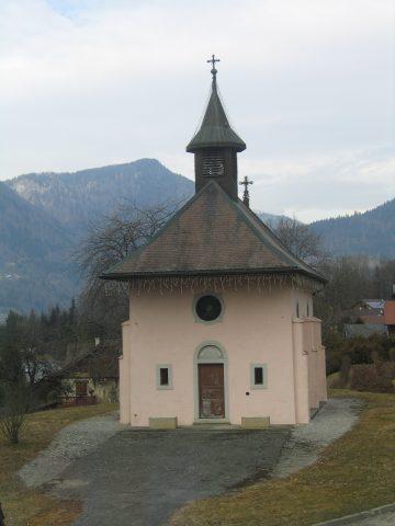 Chapelle du Mont Provent