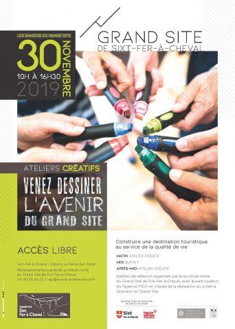 LES SAMEDIS DU GRAND SITE // Venez dessiner l'avenir du Grand Site de Sixt-Fer-à-Cheval