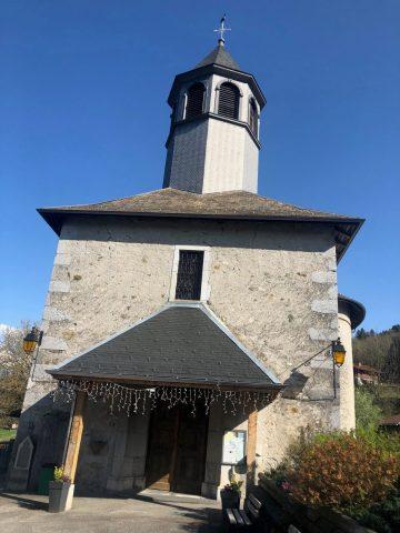 Eglise Saint-Pierre à La Rivière Enverse