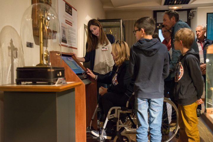 Visite en groupe au Musée de l'Horlogerie et du Décolletage de Cluses