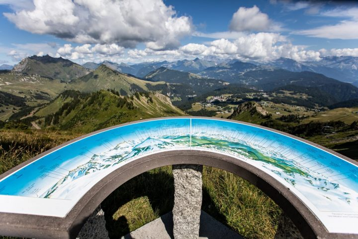 Panorama Pointe du Haut-Fleury