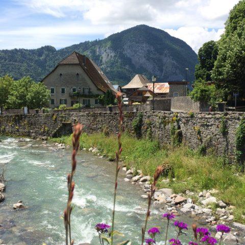 Vieux Bourg Taninges