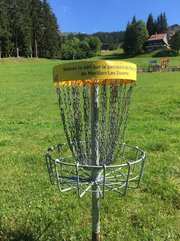 Disc Golf Morillon 1100