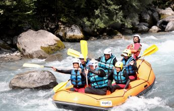 Rafting familial
