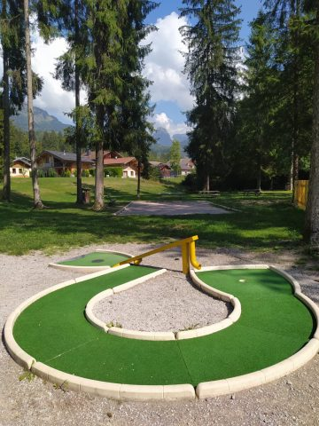Mini golf de Verchaix