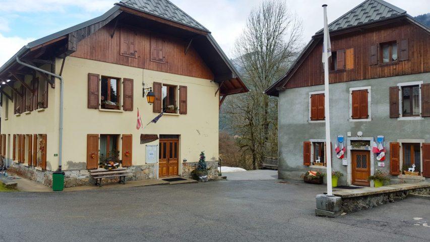 Mairie de La Rivière-Enverse