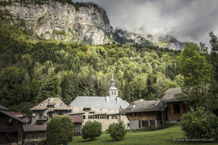 Village de Sixt-Fer-à-Cheval