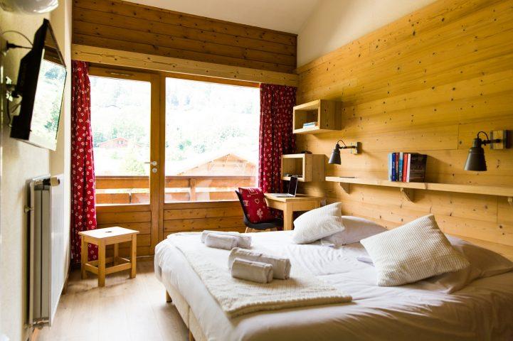 Le Bérouze chambres standard avec le confort essentiel