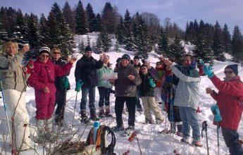 Balade raquettes accompagnée «Les animaux de la réserve naturelle» avec Arnaud Rando