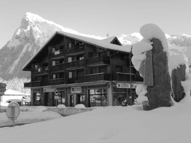 Location ski snowboard samoens