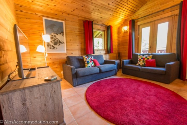 Chalet Booboo Sejour