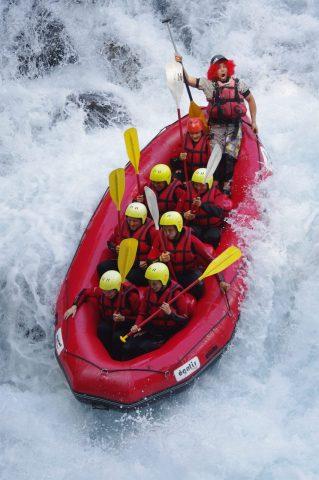 Rasta Rafting à Nunayak
