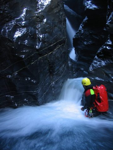 Canyon Aquatique