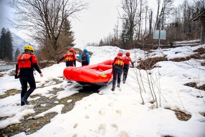 Frozen River Remontée