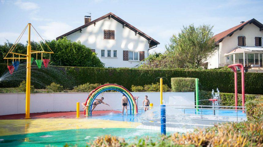 Seynod Annecy piscine