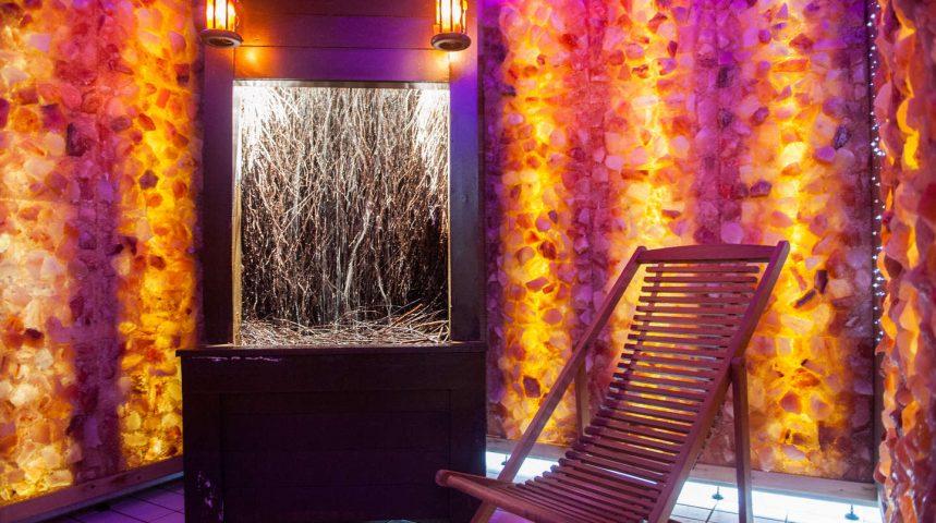 Seynod Annecy piscine bien-être grotte de sel